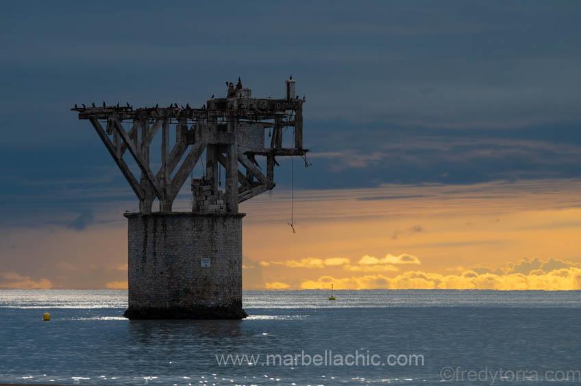 playa del cable marbella