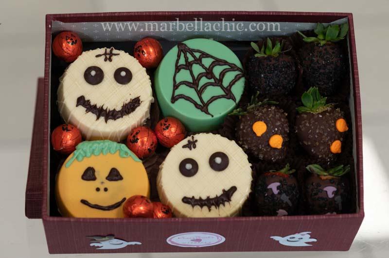 chocofruits halloween