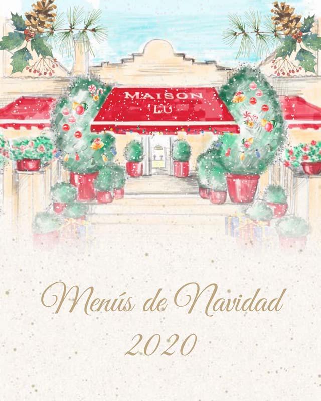 maison lú navidad 2020