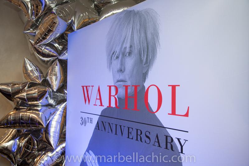 andy warhol marbella