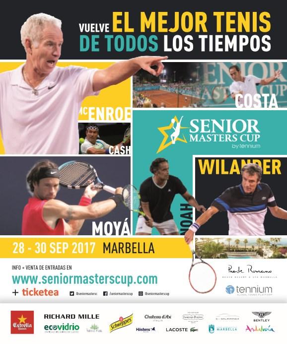 senior master cup 2017 marbella