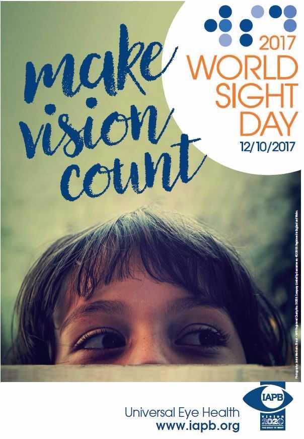 día mundial de la visión specsavers ópticas marbella