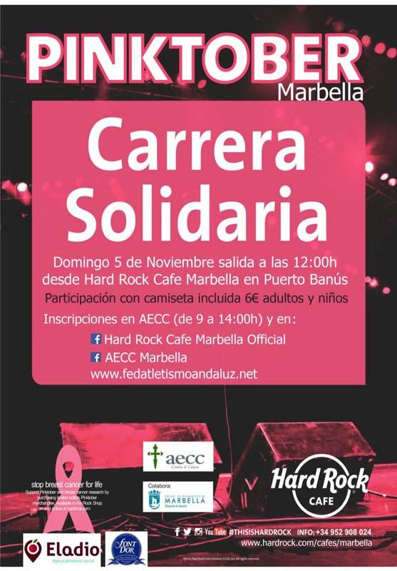 pinktober 2017, marbella