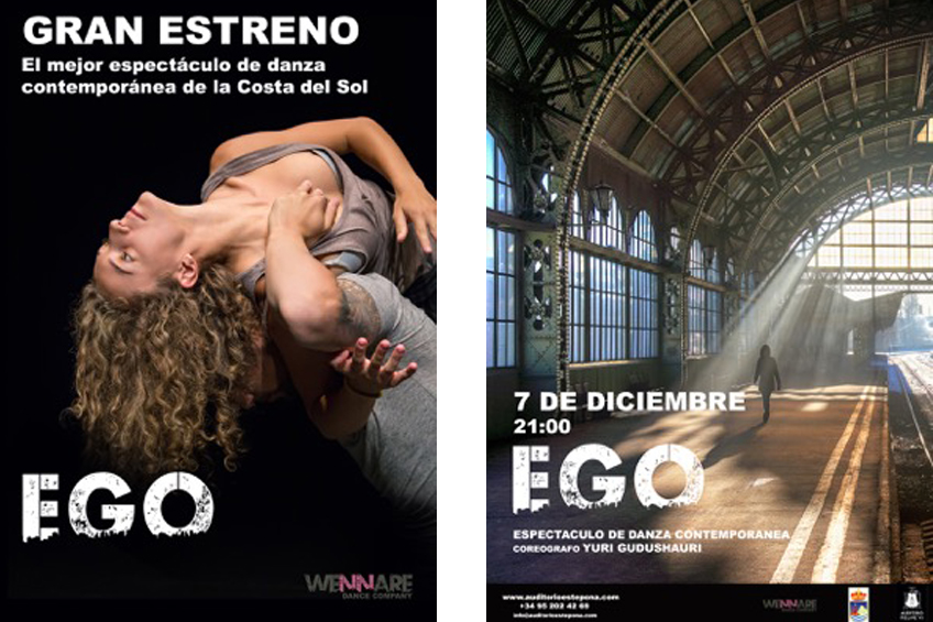 ego, danza, estepona