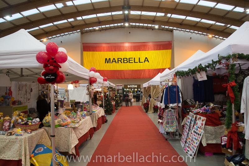 bazar de cáritas marbella