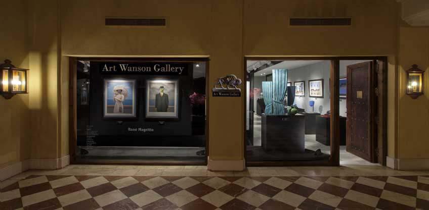 marbella art wanson gallery