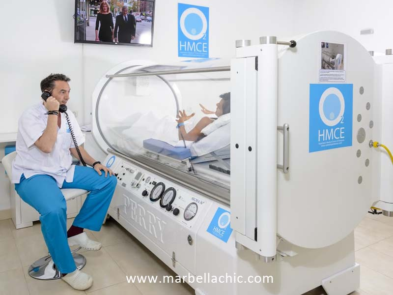 centro medico hiperbárico estepona