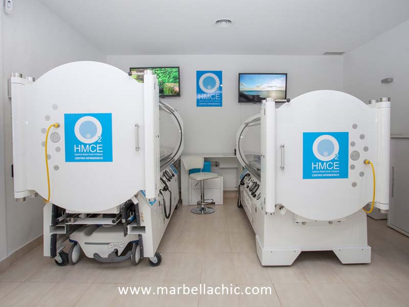 centro medico hiperbarico estepona