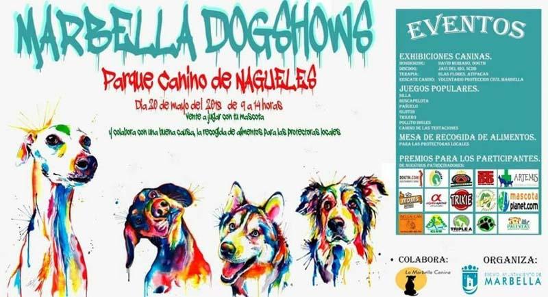 marbella dog show
