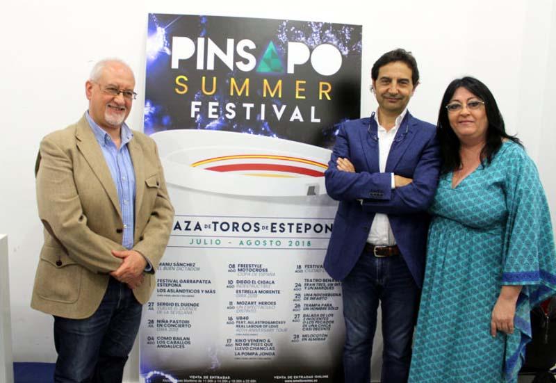 pinsapo summer festival estepona