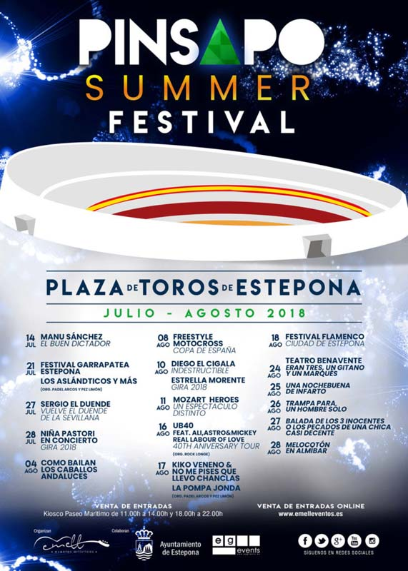 pinsapo summer festival