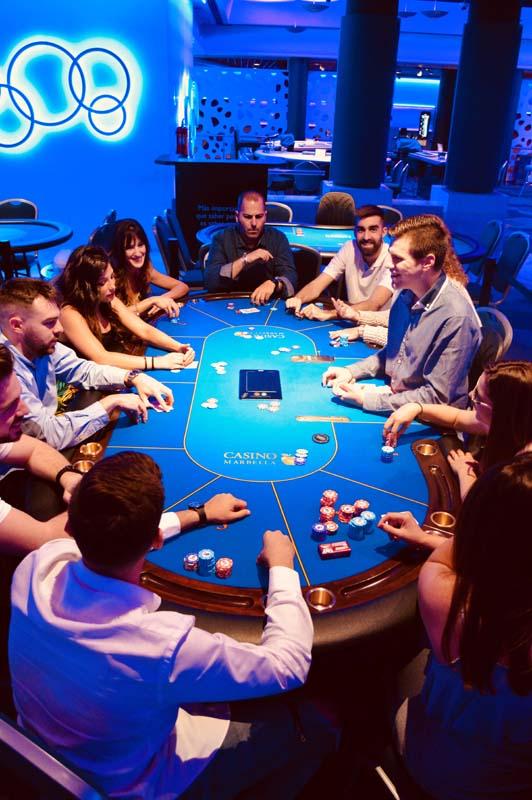 poker casino marbella