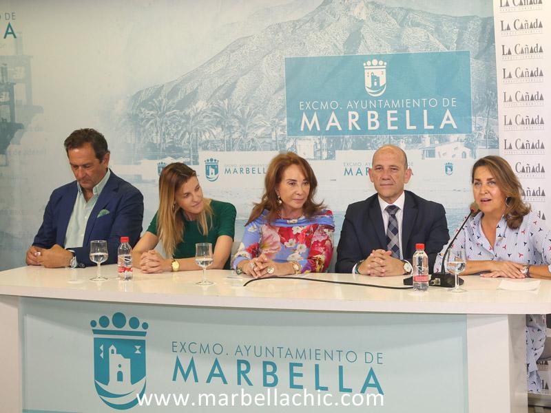 gala contra el cancer marbella