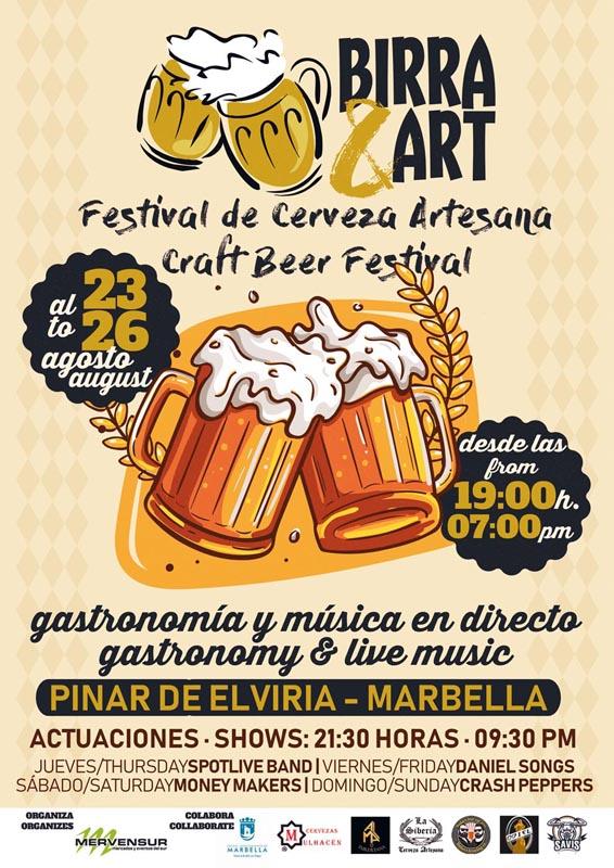 festival de cerveza en marbella