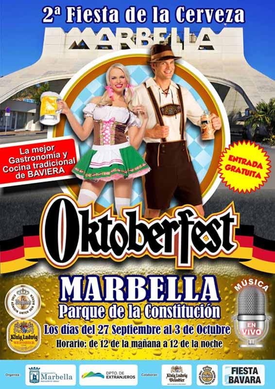 marbella oktoberfest