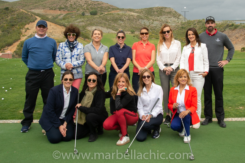 ladies in golf