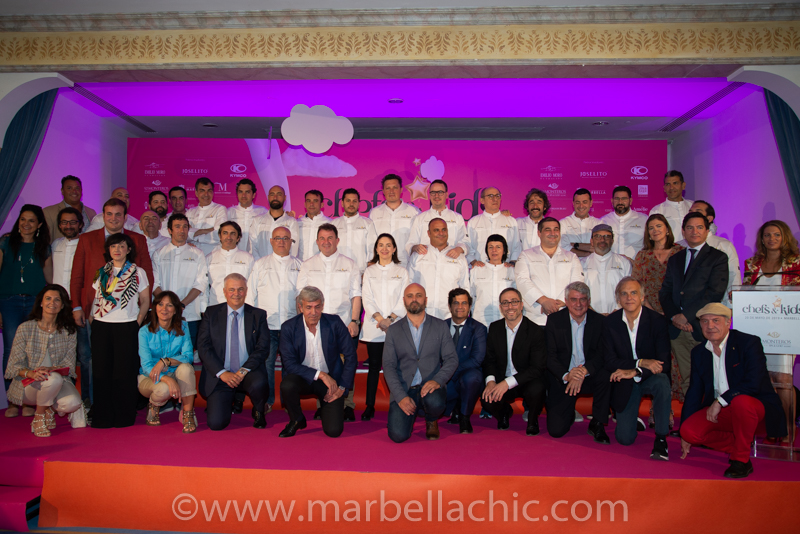 chefs and kids marbella