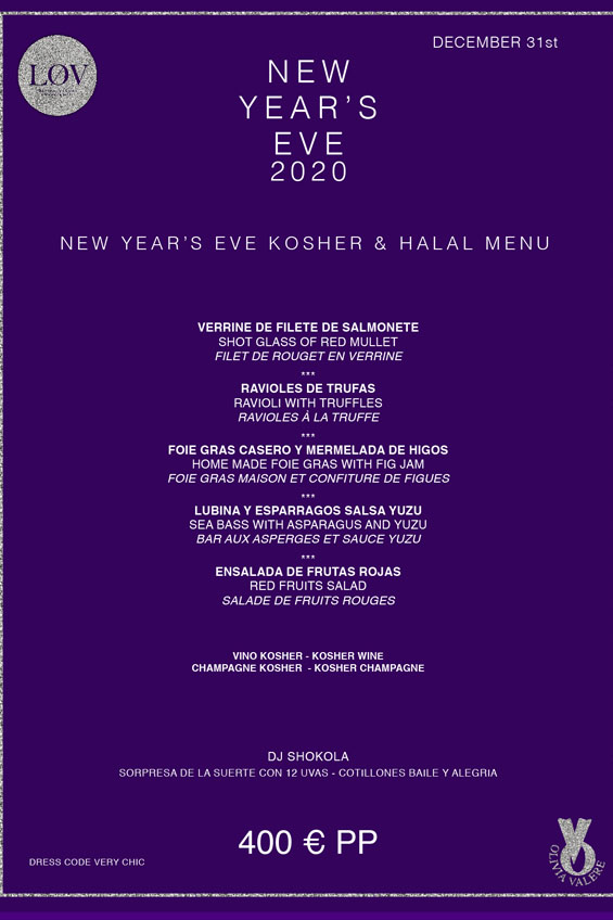 olivia valere marbella nochevieja 2019