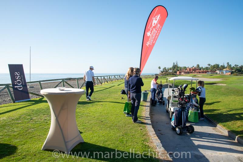 ladies in golf marbella
