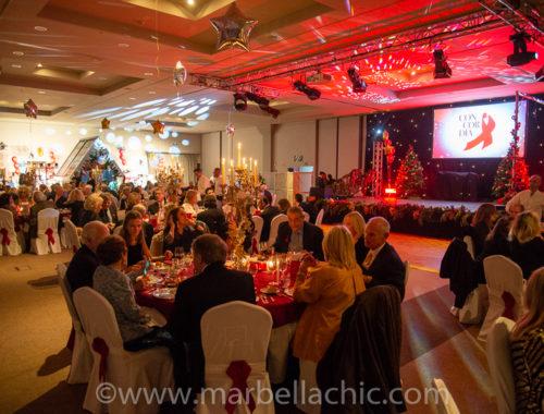 Cena de San Nicolás Marbella