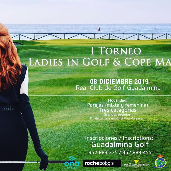 torneo golf ladies in golf marbella