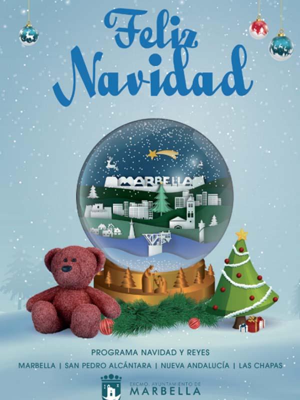programa navidad marbella 2019