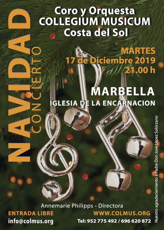 concierto de navidad en marbella
