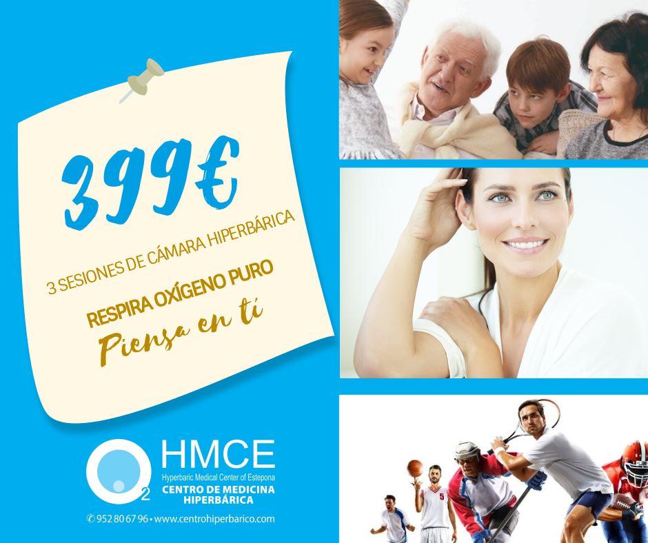centro medico hiperbarico estepona oferta