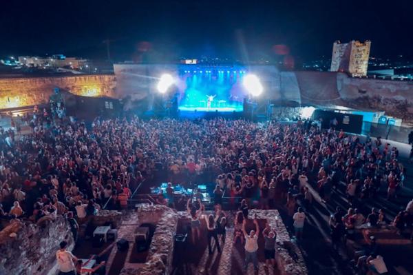 Marenostrum Fuengirola, recinto musical al aire libre