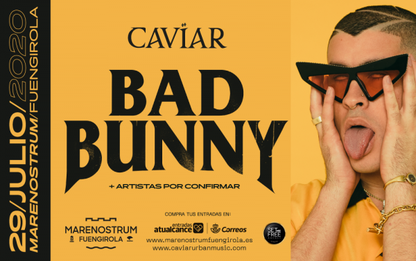 bad bunny marenostrum fuengirola
