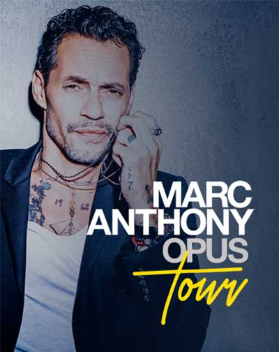 marc anthony opus tour fuengirola