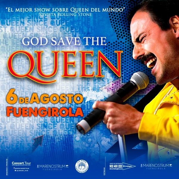 god save the queen fuengirola