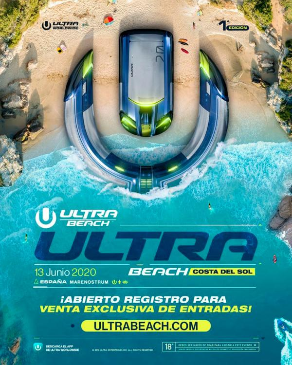 ultra beach marenostrum fuengirola