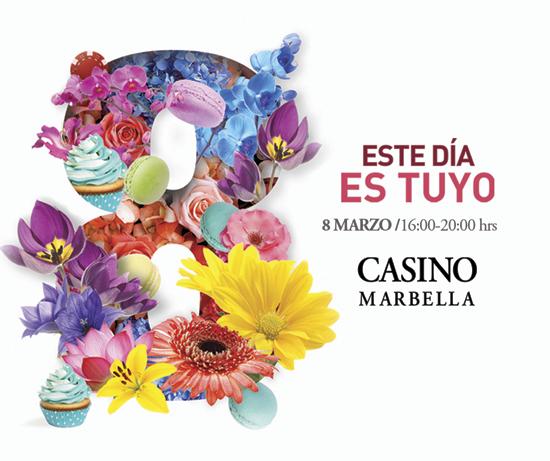 casino marbella día internacional de la mujer