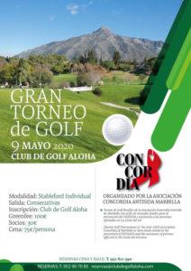 torneo golf concordia antisida marbella