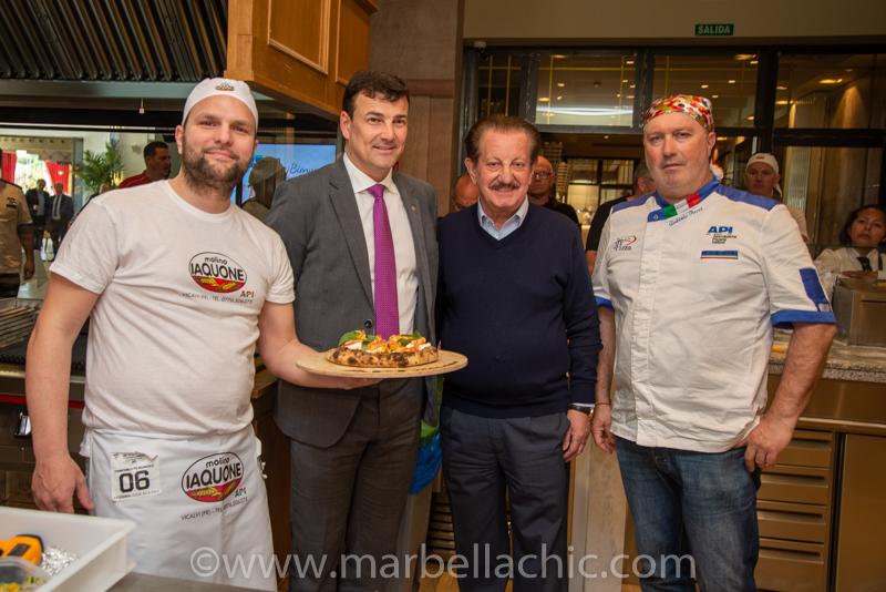 campeonato pizza döss marbella