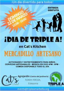 triple a marbella evento