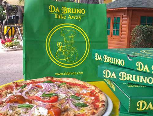 Da Bruno Restaurante Marbella a casa