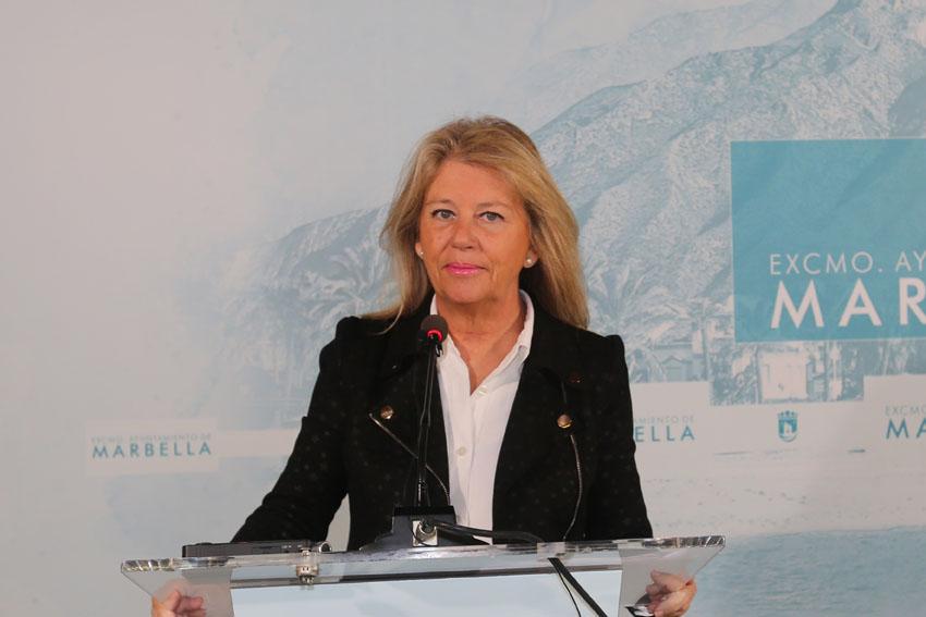 alcaldesa de marbella