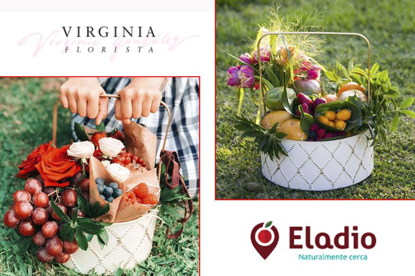 virginia florista y eladio frutas