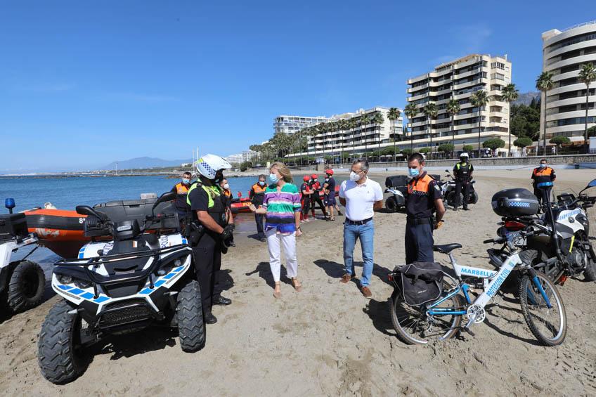 playas de marbella covid19 fase 2