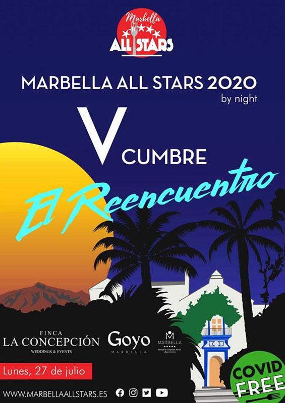 V Cumbre Marbela All Stars