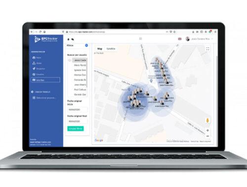 epc tracket app