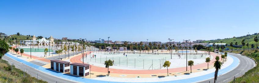 parque deportivo estepona