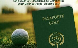 pasaporte del golf marbella