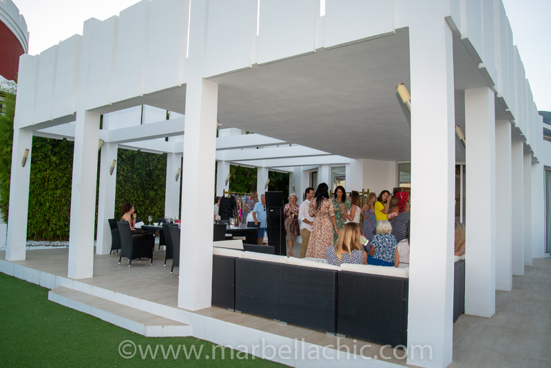 showroom by us marbella en villa flamingos