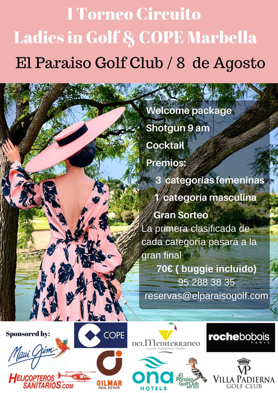 Torneo Ladies in Golf