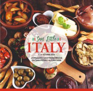 jornadas gastronómicas litte italy san pedro alcántara