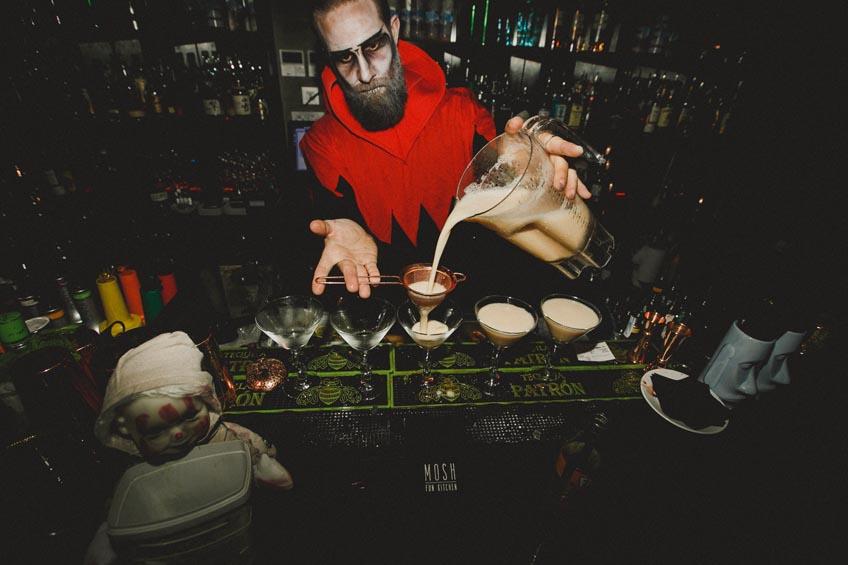 mosh fun kitchen marbella halloween 2020