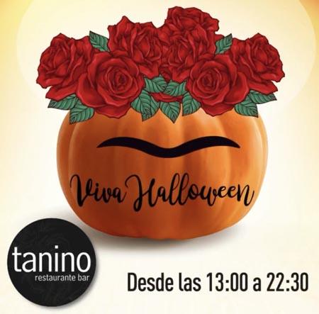 halloween restaurante tanino